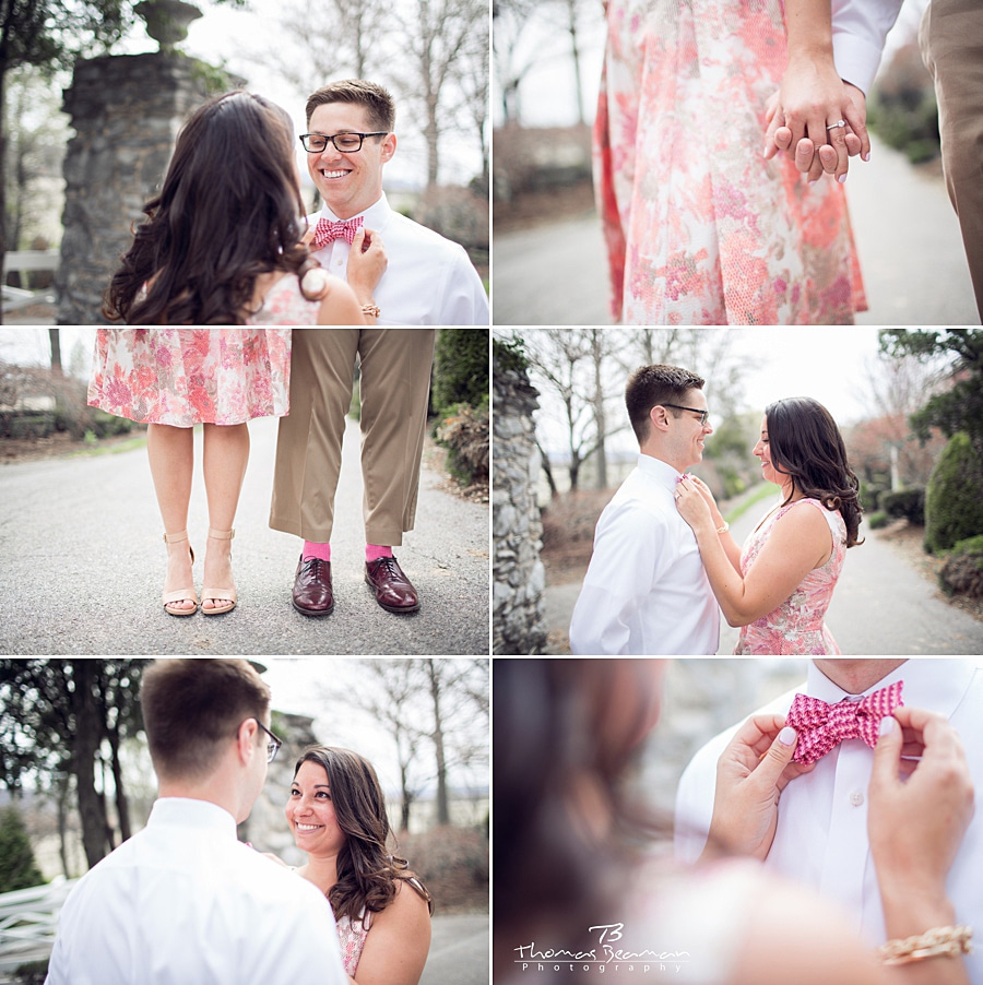Linwood-Estate-Engagement-Photos-Bowtie1
